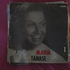 Vinil maria tanase - Muzica Populara Altele