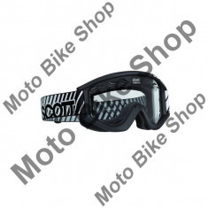 MBS Ochelari cross/enduro SCOTT Recoil XI Enduro negri lentila dubla, Cod Produs: 2251070001043AU - Ochelari moto