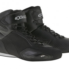 MXE Ghete moto Alpinestars Schuh Faster 2, negru Cod Produs: 251021610105AU