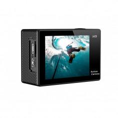 CAMERA DE ACTIUNE SPORT ELITE, ULTRA HD 4K, 12 MPX, ACCESORII DE FIXARE - Camera Video Actiune