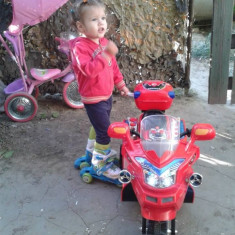 Vand motocicleta electrica copii. - Masinuta electrica copii Altele