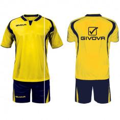 Set echipament fotbal - Echipamet fotbal Kit Ares Givova