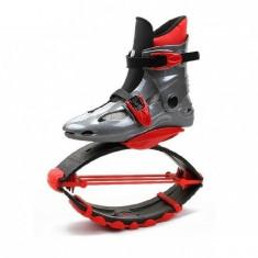 Ghete sarituri Power Shoes pt Kangoo Jumps marimi 33 pana la 39 40-55kg GARANTIE - Ghete Kangoo Jumps