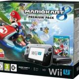 Consola Nintendo Wii U Black Cu Mario Kart 8