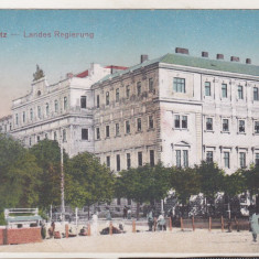 Bnk cp Cernauti - Vedere - necirculata - Carte Postala Bucovina 1904-1918, Printata