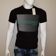 Tricou Guess - Tricou barbati Guess by Marciano, XL, Negru