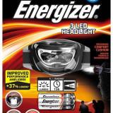 Energizer Lanterna frontala ENERGIZER 7638900242294, 3 leduri + 3 baterii AAA