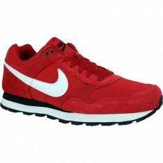 Pantofi Alergare Barbati, Nike, MD Runner Suede, Rosu-43 - OLN-ONL9-684616-610 43