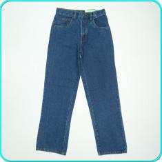 NOI _ Pantaloni / blugi, denim de calitate, X-MAIL _ baieti   12 - 13 ani   158, Marime: Masura unica, Culoare: Albastru