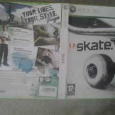 Jocuri Xbox 360, Sporturi, 12+, Multiplayer - SKATE - XBOX 360