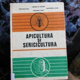 APICULTURA SI SERICICULTURA C. LIA SPATARU