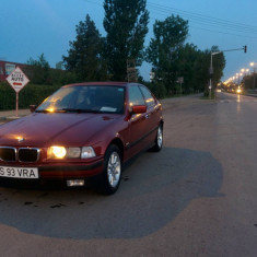Bmw 316* Compact - Autoturism BMW, Seria 3, Seria 3: 316, An Fabricatie: 2000, Benzina, 218000 km