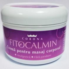 Fitocalmin - Crema pentru masaj corporal 250 ml