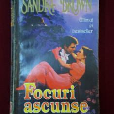 Sandra Brown - Focuri ascunse - 597987 - Roman dragoste