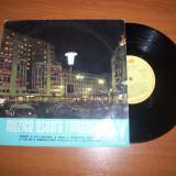 MUZICA USOARA ROMANEASCA disc mediu vinil vinyl pick-up pickup - Muzica Pop, VINIL