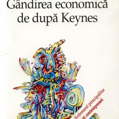 Michel Beaud - Gandirea economica de dupa Keynes - 600950 - Carte Management