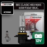 Bec clasic HB3 9005 65W P20d 12V 4Cars 1buc - CRD-4C93060