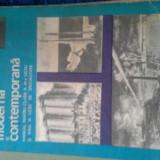 ISTORIA MODERNA SI CONTEMPORANA DE ALMAS, VIANU, MANUAL CL 11, 1969, 238 PAG - Manual Clasa a XI-a, Istorie, Clasa 11