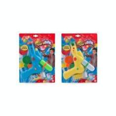 Masina de balonase - Pistol pentru baloane de sapun cu lichid