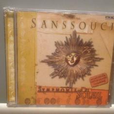 SANSSOUCI - SYMPHONIE DU SOLEIL (1999/MOTOR/GERMANY) - ORIGINAL/NOU/SIGILAT - Muzica Ambientala universal records, CD
