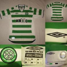Tricou Fotbal CELTIC GLASGOW original de jos fan suporter colectie nationala - Tricou echipa fotbal, Marime: XS, Culoare: Din imagine