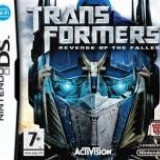 Transformers Revenge Of The Fallen Autobots Nintendo Ds