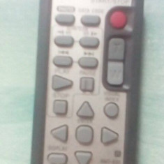 Telecomanda camera video Sony RMT-845, Cu Infrarosu