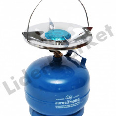 Butelie de voiaj cu arzator 3 litri - Aragaz/Arzator camping