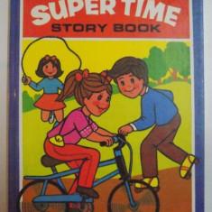 MY SUPER TIME, STORY BOOK - Carte de povesti