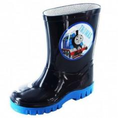 Cizme de cauciuc Thomas Disney 20 - Cizme copii, Negru