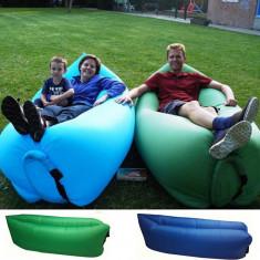 Saltea gonflabila | Pat | Canapea | Lazy sofa