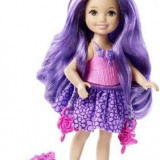 Papusa Mattel Barbie Long Hair Chelseas Purple Doll