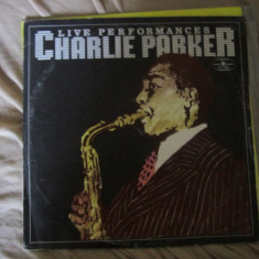 Vinil charlie parker - Muzica Jazz Altele