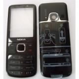 Carcasa Nokia 6700 neagra black noua