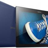 Tableta Lenovo Tab2 A10-30, 10.1 inch, Arm Cortex Qualcomm MSM8909, 1 GB DDR3, 16 GB eMMC, Android 5.1, Wi-Fi, albastra