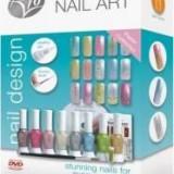 Kit de 8 culori pastelate pentru pictura pe unghii