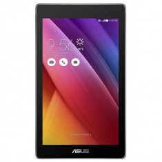 Tableta Asus ZenPad Z170C, 7 inch, Intel Atom X3-C3200, 12GB RAM, 16 GB eMMC, Wi-Fi, Android 5.0, alba