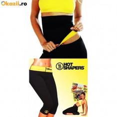 Echipament Fitness - Set pantaloni si centura pentru slabit Hot Shapers