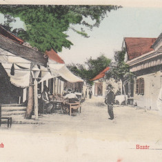 ADA - KALEH, BAZAR, CIRCULATA VII ''10 - Carte Postala Oltenia 1904-1918, Printata