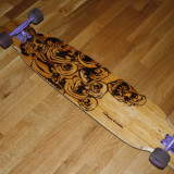 Skateboard, Marime: 38, Femei - Longboard Loaded Bhangra
