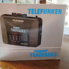 Casetofon - Walkmann telefunken