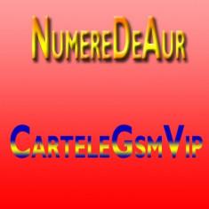 Cartela Vodafone - --NumereDeAur--07.20.30.8882+072.664.8882--Se Vind La Pachet Pret Promo 36 Lei--