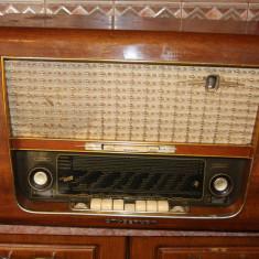 Radio pe lampi Stassfurt 600 ANUL 1959