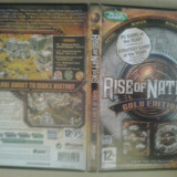Rise of nations GOLD EDITION - PC (GameLand ) - Jocuri PC, Strategie, 12+