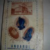 ANUARUL ARHIEPISCOPIEI BUCURESTILOR CU DATE STATISTICE PE ANUL 1941 - Carti ortodoxe