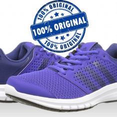 Adidasi dama Adidas Madoru - adidasi originali - running - alergare, Textil