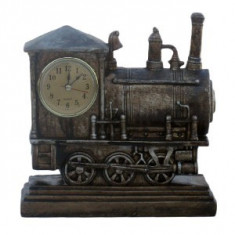 Ceas vintage locomotiva