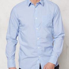 Camasa 100% bumbac SELECTED - art 16047612 light blue, slim fit - Camasa barbati Selected, Culoare: Albastru