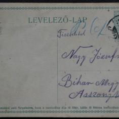 CP Oradea 1916 - nr 1 - Carte Postala Crisana 1904-1918, Circulata, Printata