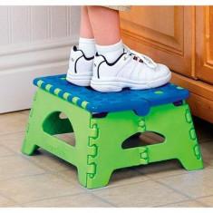 Masuta/scaun copii - Scaun pliabil din plastic Model mare